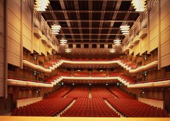 コンサート・ホールの音のイメージ